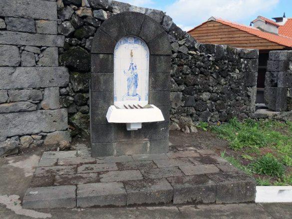Chafariz sito ao Ramal, Prainha de Baixo