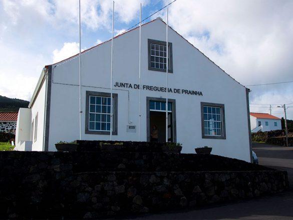 Edifício da Junta de Freguesia da Prainha